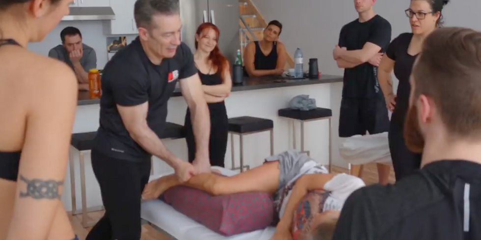 Adaptive Bodywork - Soft Tissue Mobilization (Unit 1)