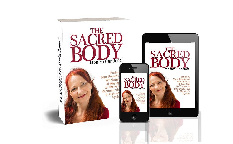 The Sacred Body - Book - Monica Canducci