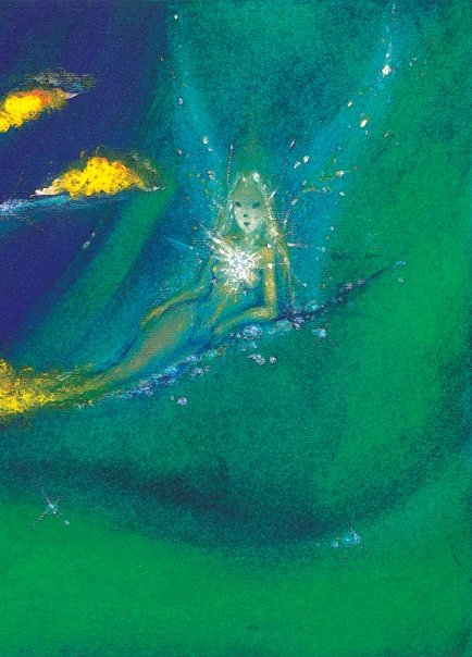 Eena, a Fairy of Flowers