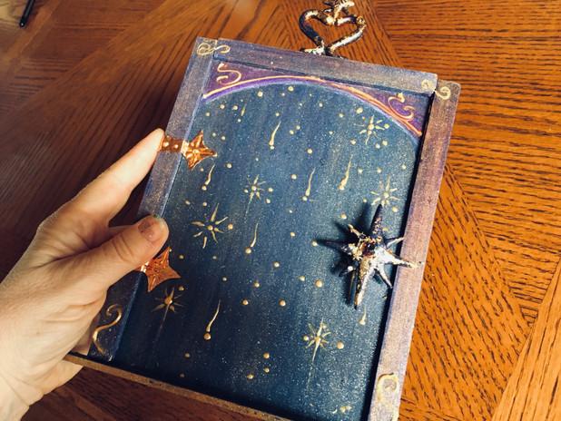 Faerie Door - Shooting Stars