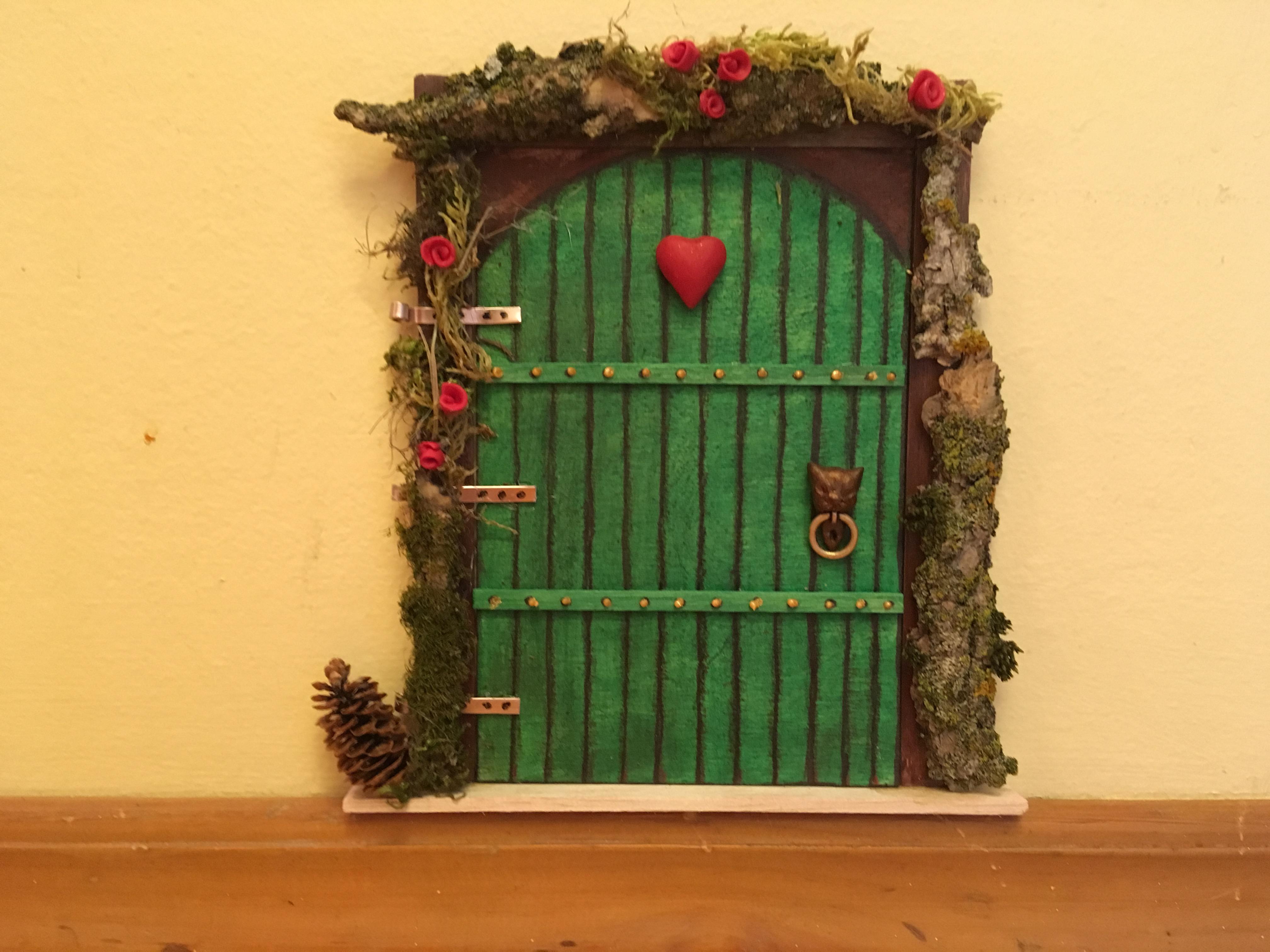 Fairy Door - Love & Protection