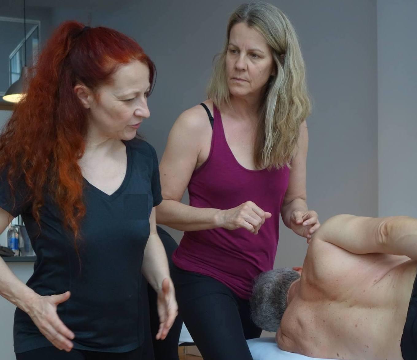 Monica Canducci - Move In Mind workshop