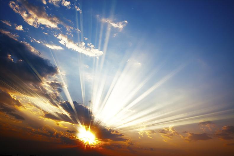 Enlightening rebirth
