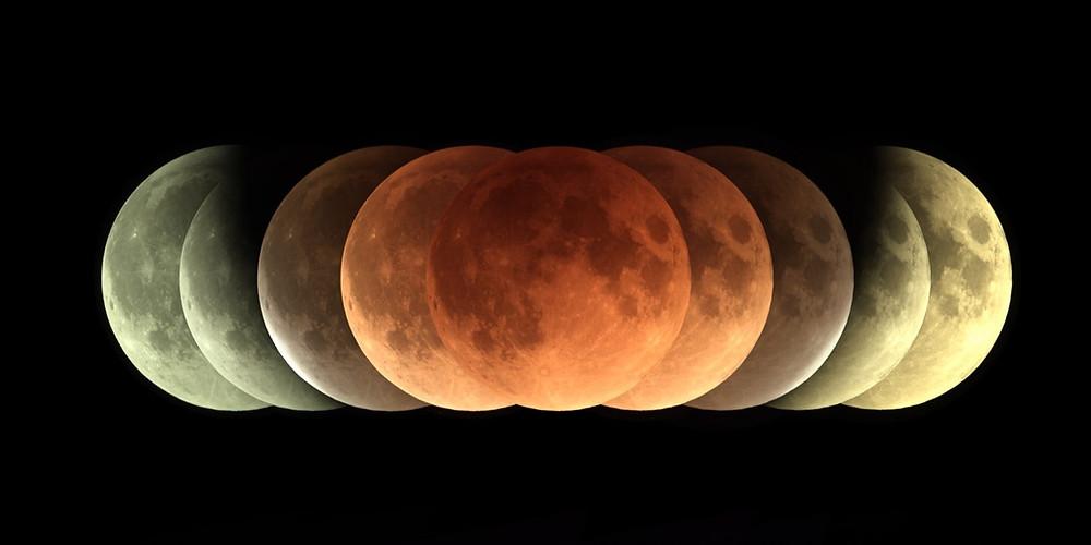 Moon Phases Embodiment