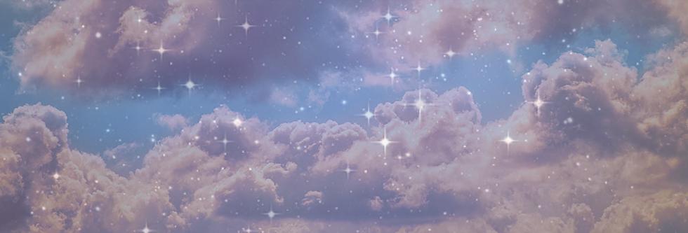 Starry sky daylight