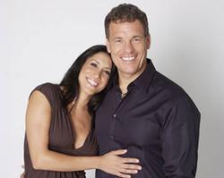 Johnny & Wife