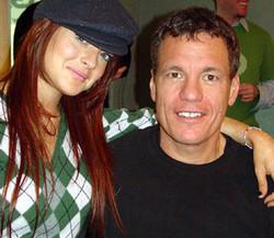 Goumba & Lindsay Lohan