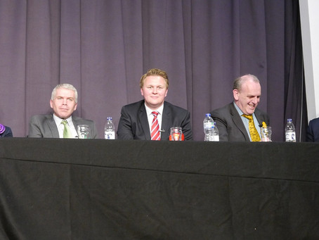 Report from the Newark by-election hustings