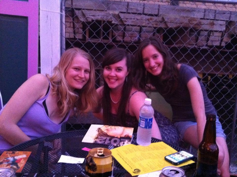 Emily, Lisa, & Breanna