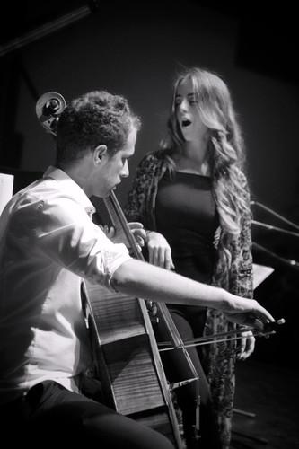 Isabel Cañada Luna, Soprano, Abu Dhabi