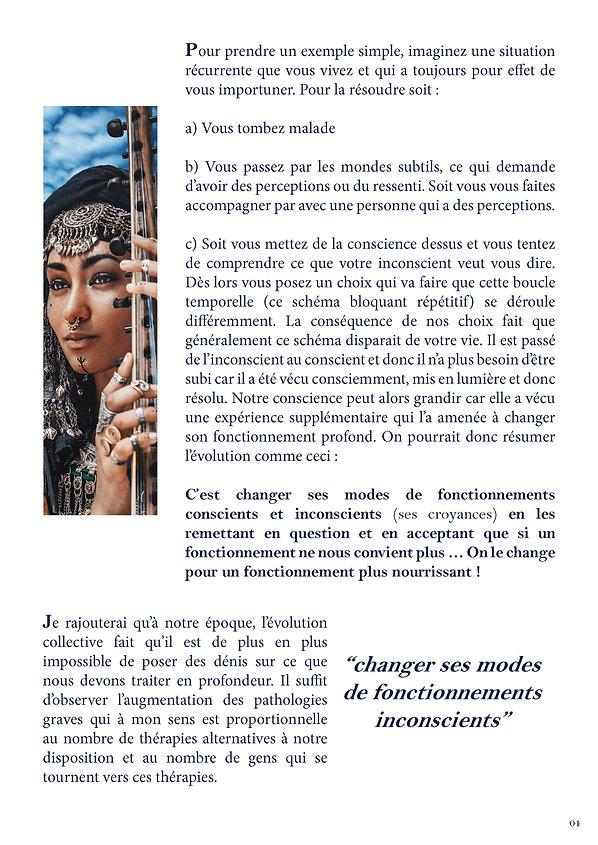 CHRONIQUES D'ECOLUTION NUM 01 - MAI 2021