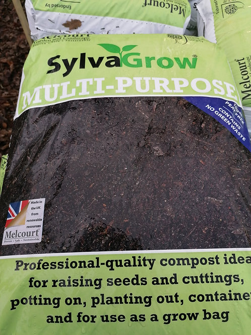Melcourt Sylvagrow Sustainable Peat Free Compost