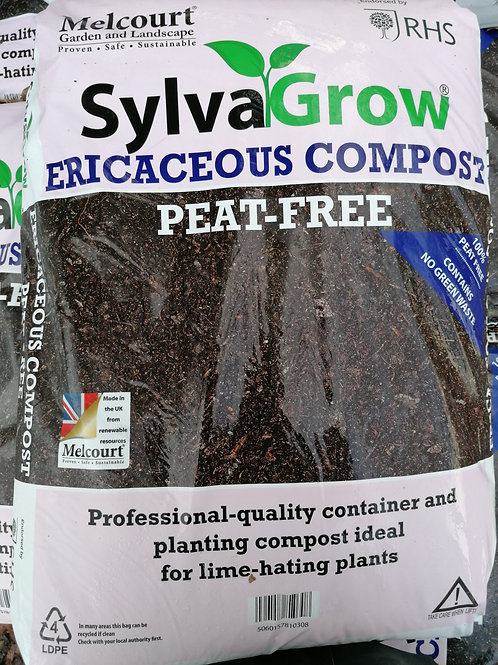Peat-free Ericaceous compost