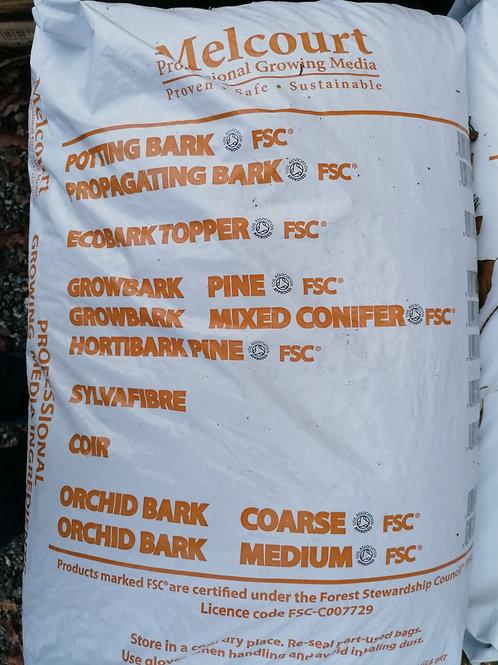 Melcourt Mature Pine Propagating Bark 60 litre
