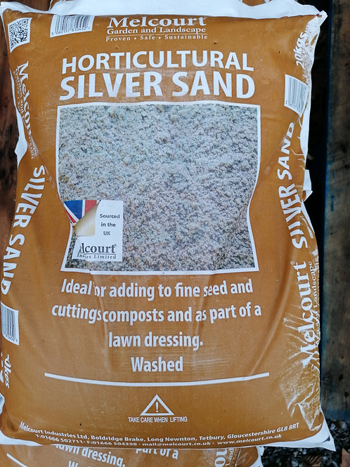 Melcourt Horticultural Silver Sand