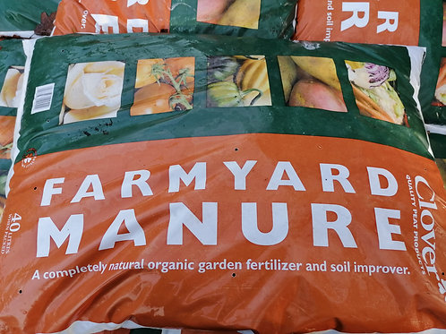 Blended Farmyard Manure