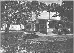 Iasnaia Poliana. House of Tolstoy