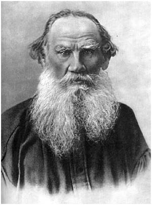 L. N. Tolstoy. Moscow, 1896