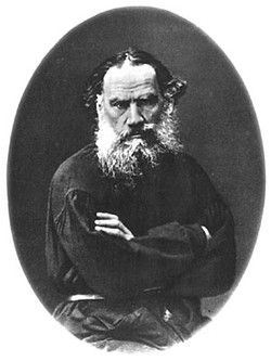 L.N. Tolstoy. Moscow, 1884-1885