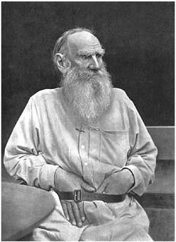 L. N. Tolstoy. Iasnaia Poliana, 1903
