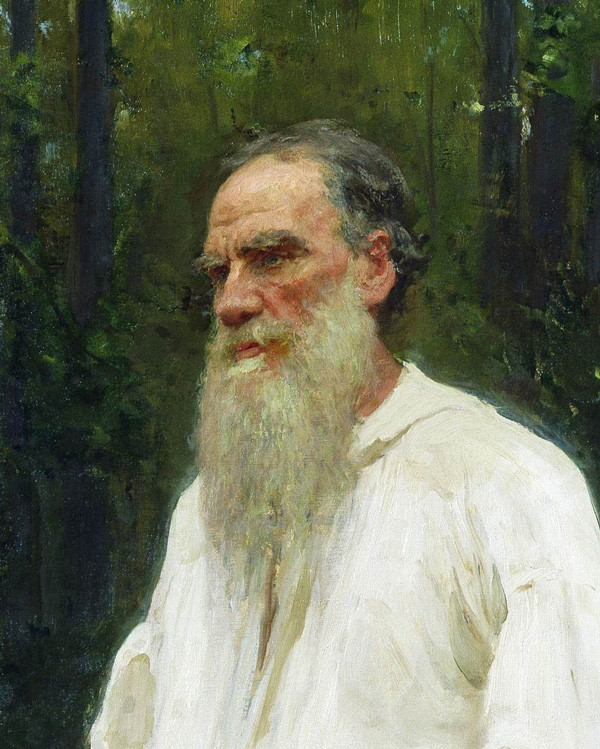 Leo Tolstoy on Finding Meaning in a Meaningless World