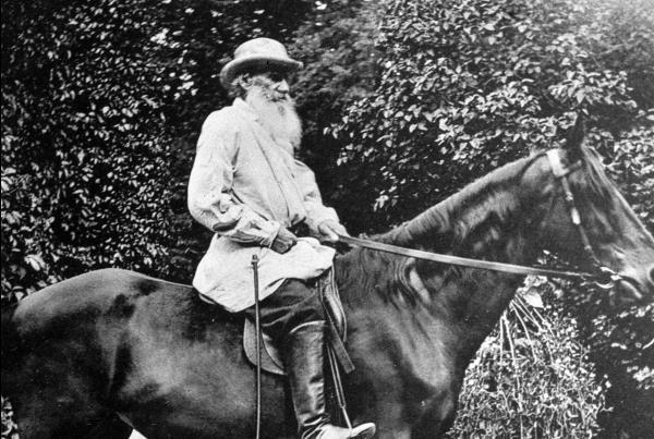 Happy Birthday, Tolstoy! С Днём рождения, Лев Николаевич!
