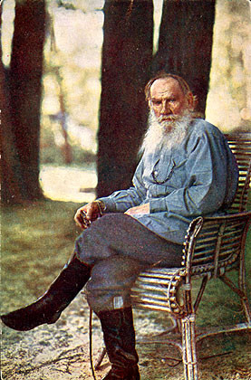 Tolstoy for The Ages