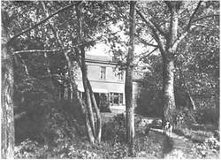 L. N. Tolstoy's house in Khamovniki