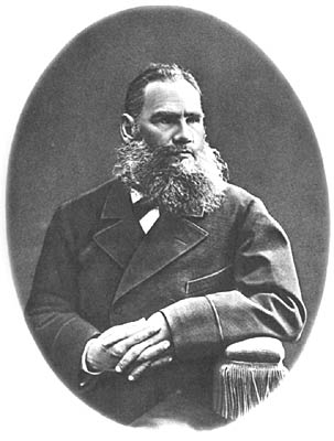 L.N. Tolstoy, Moscow, 1876