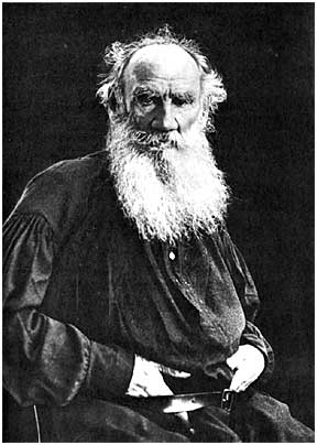 L. N. Tolstoy. Iasnaia Poliana, 1906