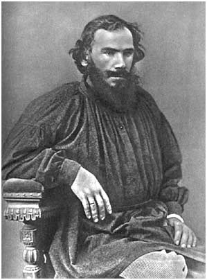 L.N. Tolstoy 1868