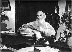 L. N. Tolstoy on his 80th birthday