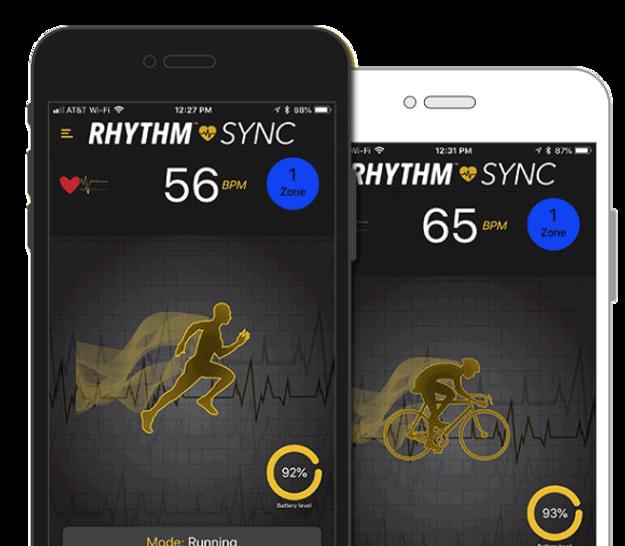 SCOSCHE 官方專屬APP- Rhythm Sync