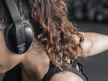 全球第一款可以丟洗衣機水洗的耳罩耳機抵台上市 – JLab Flex Sport耳罩式藍牙耳機