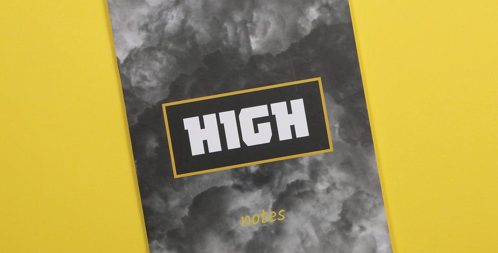 High Notes - A5 Defter