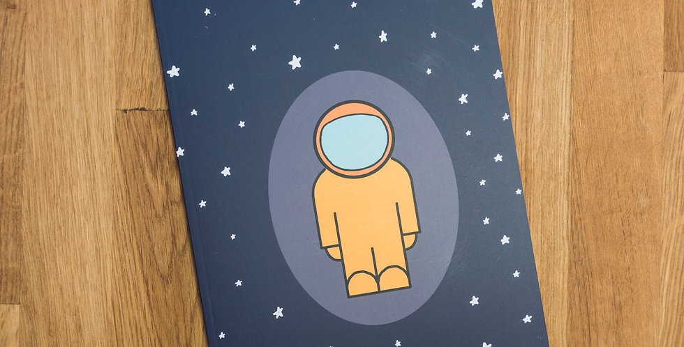 Astronot - A5 Defter
