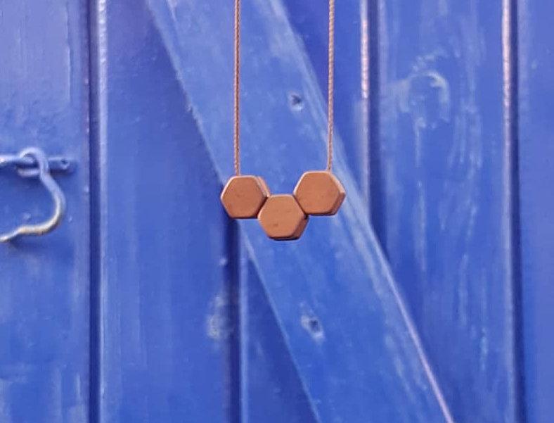 Triple Hexagonal Hermatite