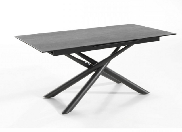 Table Aiguillon Fa Ceramique Allonge Baratozmobilier