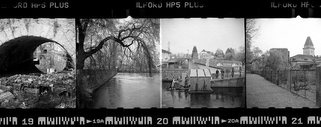 First Time 35mm in Stereo