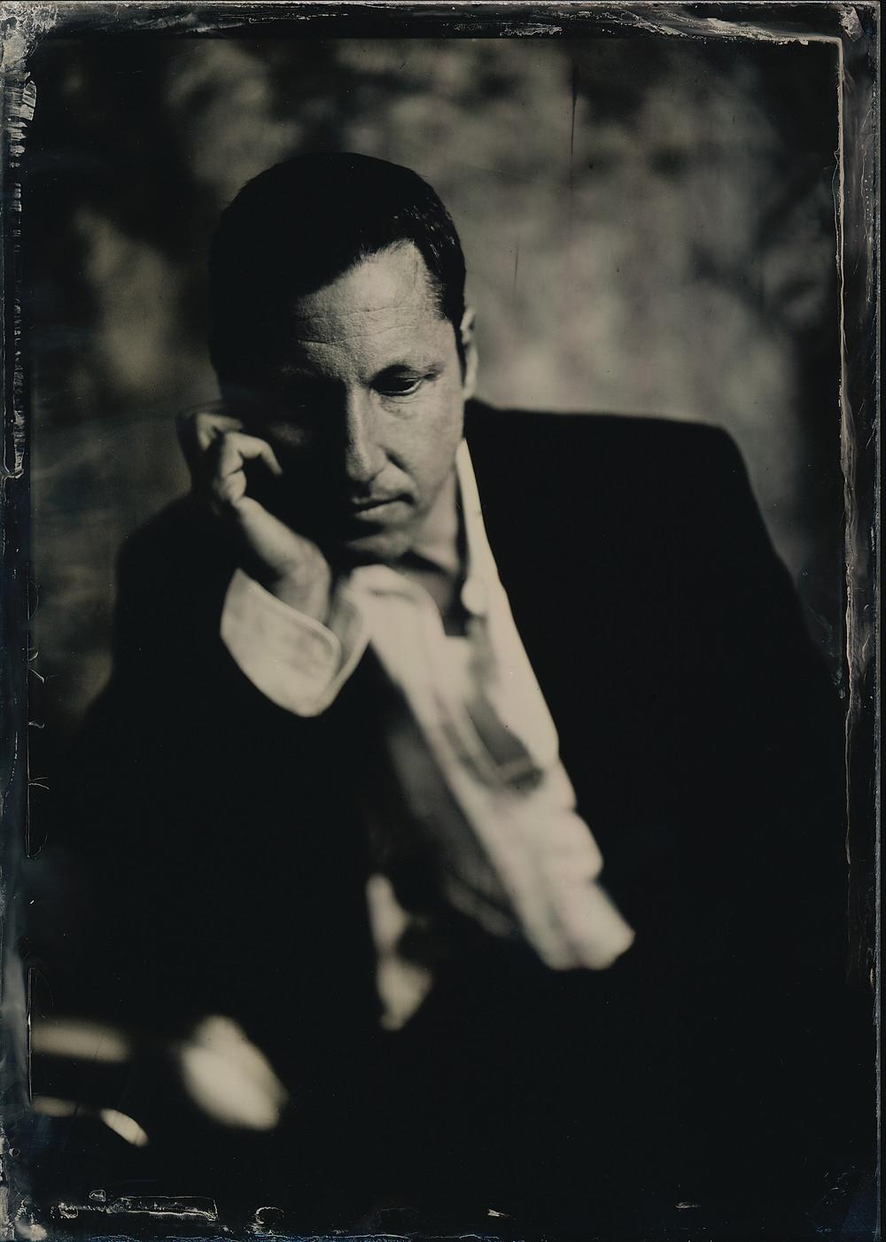 Eddie Luis on Collodion by Patrick Weninger