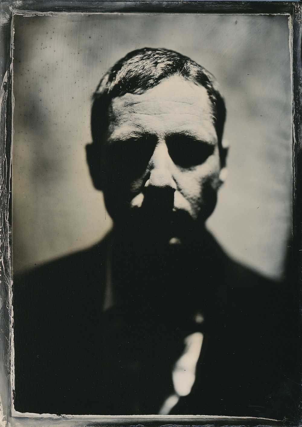 Eddie Luis on Collodion by Patrick Weninger