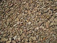 砕石のインストール