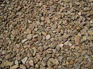 Crushed Stone Installation