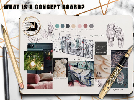What is a Concept Board?