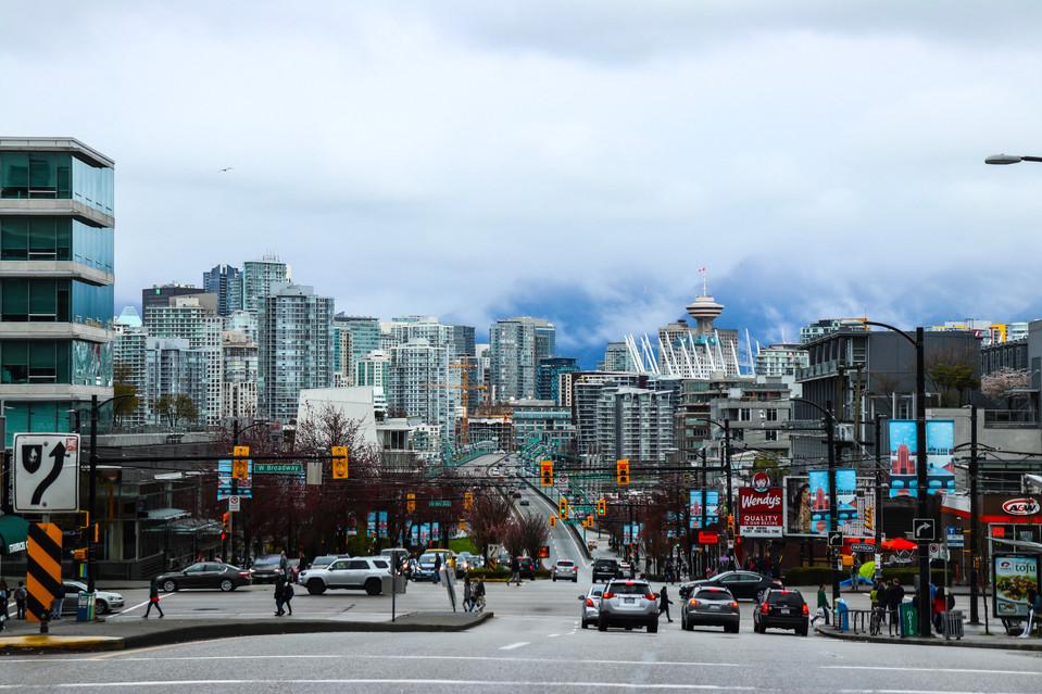 Downtown Vancouver B.C