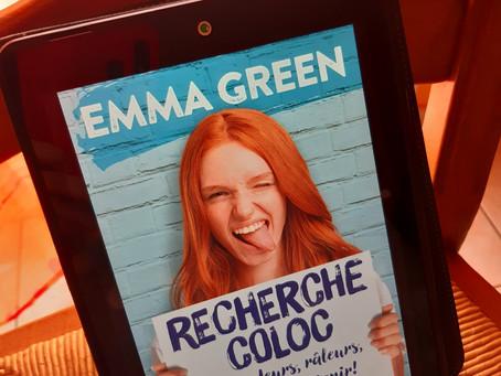 RECHERCHE COLOC de Emma Green