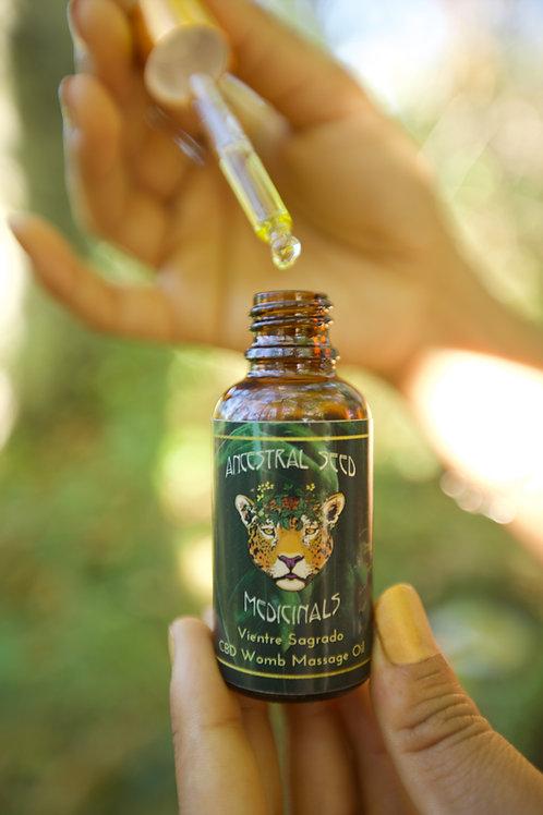 Vientre Sagrado | Womb Massage Oil