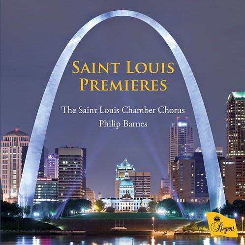 Saint Louis Premieres CD