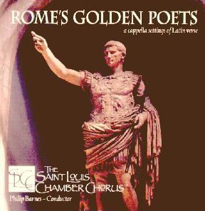Rome's Golden Poets CD