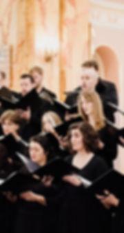 Saint Louis Chamber Chorus - SLCC - Singers